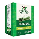 GREENIES Original TEENIE Halloween Dental Dog Treats, 27 oz. Pack