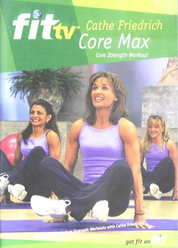 Fit Tv's Cathe Friedrich Core Max - Core Strength Workout by