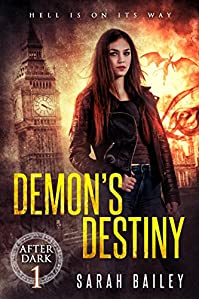 Demon's Destiny by Sarah Bailey ebook deal