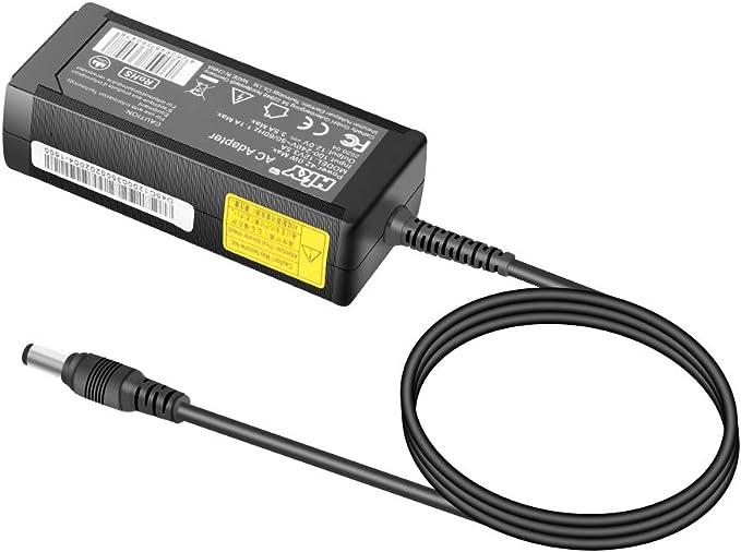 HKY 12V Cargador Universal para Masajeador, Alarma, Pequeño Televisor OKI, TECLAST F7/F7 PLUS, Impresora, Digitalizador, Enrutador, Tiras de Luz LED, WIFI Router, bomba de agua, Beats Pill XL, Tableta: Amazon.es: Electrónica
