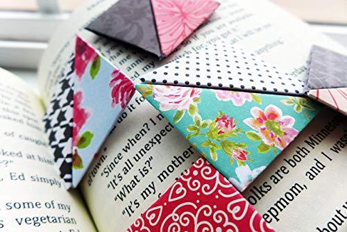 Bookmarks - DIY Bookmark Making Kit - Random Prints