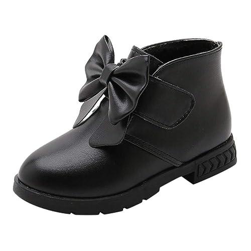 Zapatos de bebé, ASHOP Chelsea Boots dr Martens Zapatos Bebe niño Primeros Pasos Zapatillas Running Oferta: Amazon.es: Zapatos y complementos