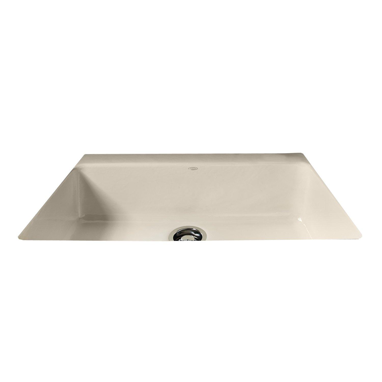 Amazon.com: CECO Sinks-Delray 754-UM-22 Single Bowl ...