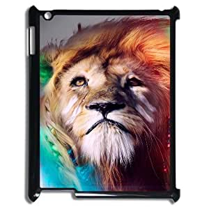XDCC Lion Brand New Case 2014 For Ipad 2/3/4 Handmade Customized Case