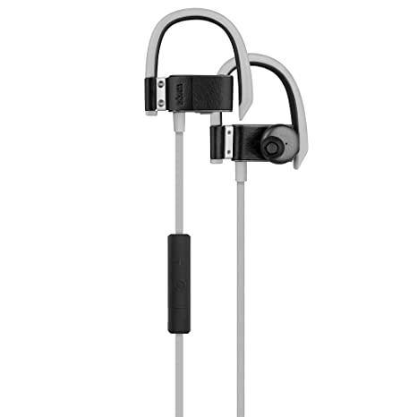 3dc6fae46a7 Amazon.com: BÖHM S6 Leather Bluetooth Headphones Wireless in-Ear Earbuds  Sweatproof Secure Fit Earphones 3D Stereo Sound (Black): Home Audio &  Theater