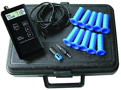 Lignomat Concrete Moisture Meter RH-KS, LignoTec RH Package follows ASTM F2170 Lignomat Moisture Meter