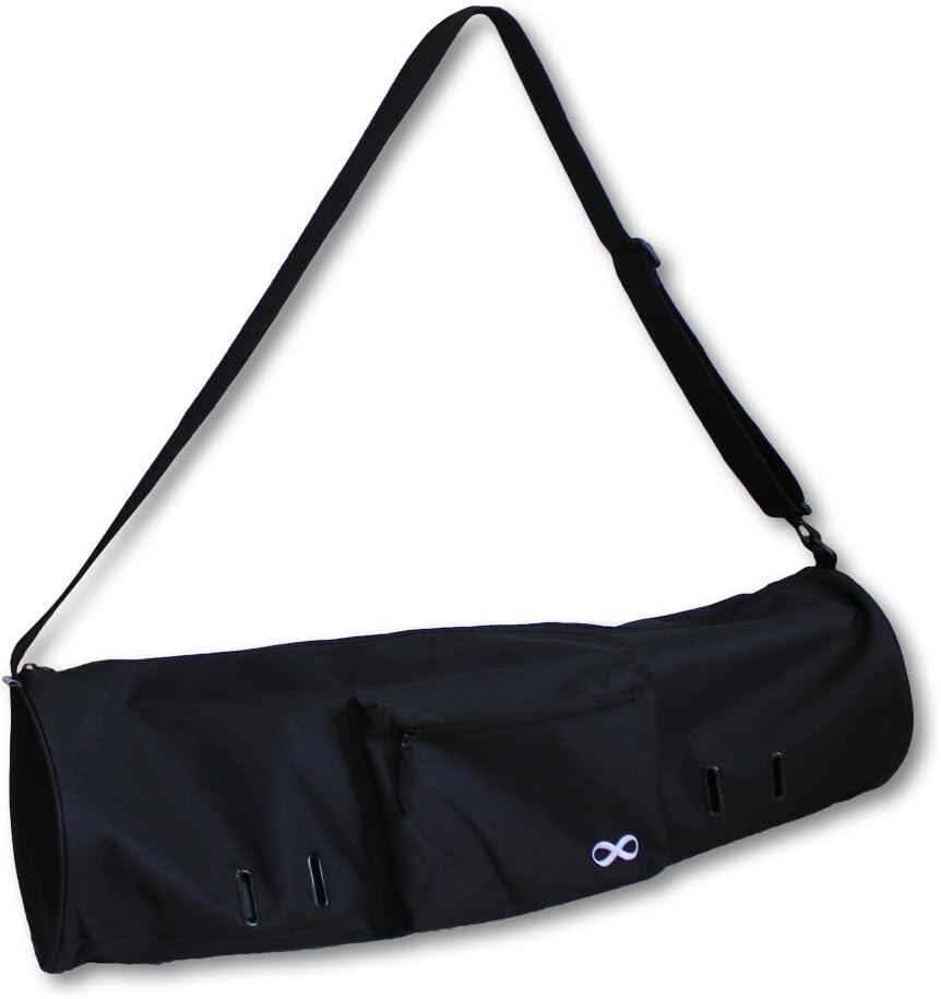 Yoga Strap Carrier iyc9013 Large YogaPilatesExercise Bag Yoga Mat Bag Handcrafted Yoga Bag for Yoga BohoVintageBlock Printed
