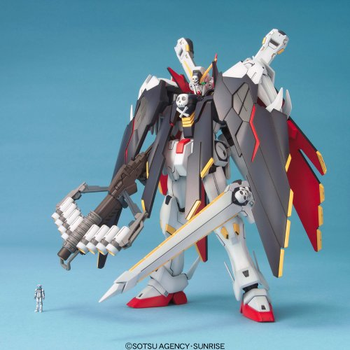 Bandai Hobby MG Crossbrone Gundam X-1 Full Cloth Crossbone Gundam
