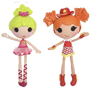 Lalaloopsy Workshop Double Pack - Ballerina/Cowgirl