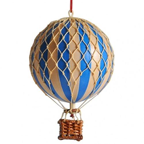 【AUTHENTIC MODELS】気球オブジェ《True Blue》 size/L 30cm B077M9ZSQB