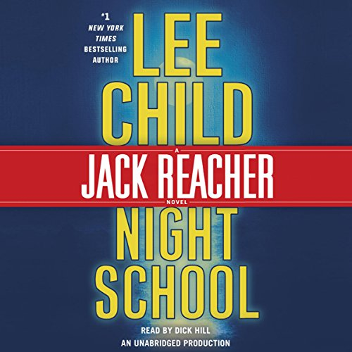 Night School: A Jack Reacher Novel Audiobook [Free Download by Trial] thumbnail