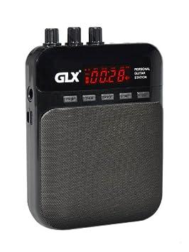 GLX pgs-5 5 W Mini amplificador de guitarra eléctrica USB recargable de grabación de