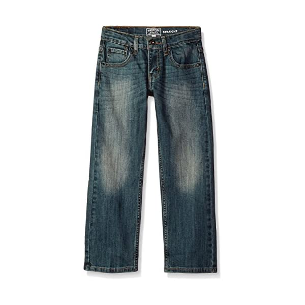 Signature by Levi Strauss & Co. Gold Label. Big Boys' Modern Straight...