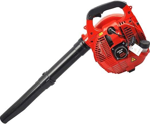 Soplador De Hojas Viento Extintor De Incendios De Alta Potencia Soplador De Gasolina Soplador De Nieve-Combustible 25: 1 (Gasolina: Aceite De Motor): Amazon.es: Hogar
