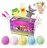 Bath Bombs For Kids With Surprise Toys finger