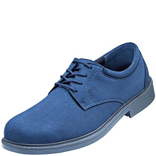 S1 Azul Cx Escritório Trabalhar Calçados Atlas Segurança Sapatos De 52 zwZT8