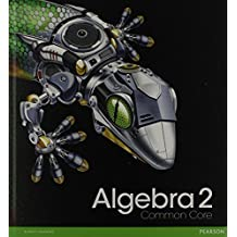 Amazon prentice hall books high school math 2012 common core algebra 2 student edition grade 1011 fandeluxe Images