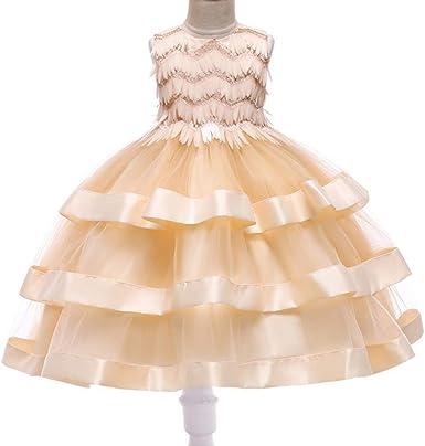 Vestido De Novia Princesa Lentejuelas Flor Falda De Malla Tutu ...