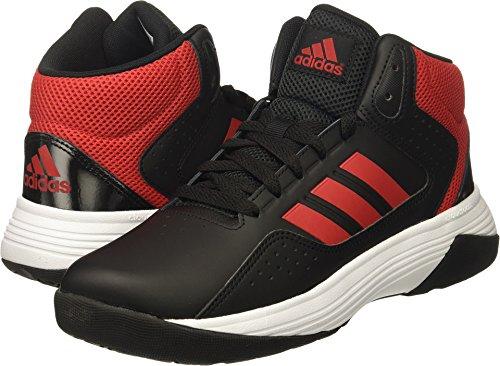 af8eb577ac16 Galleon - Adidas Kids  Cloudfoam Ilation Mid Basketball Shoe