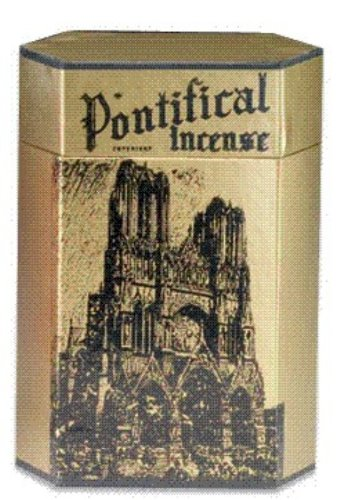 Pontifical Incense Incense 1lb - Christian Brands Church Supply by Autom (Image #1)