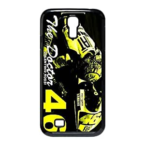 Samsung Galaxy S4 I9500 Phone Case Black Valentino Rossi VGS6002712