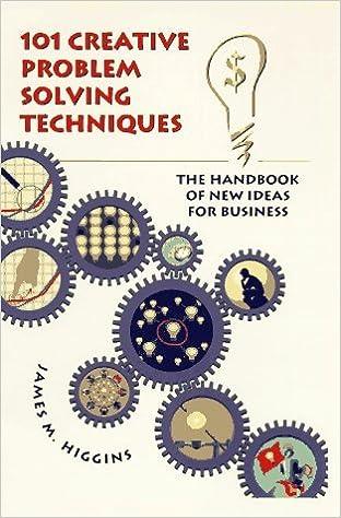 101 Creative Problem Solving Techniques