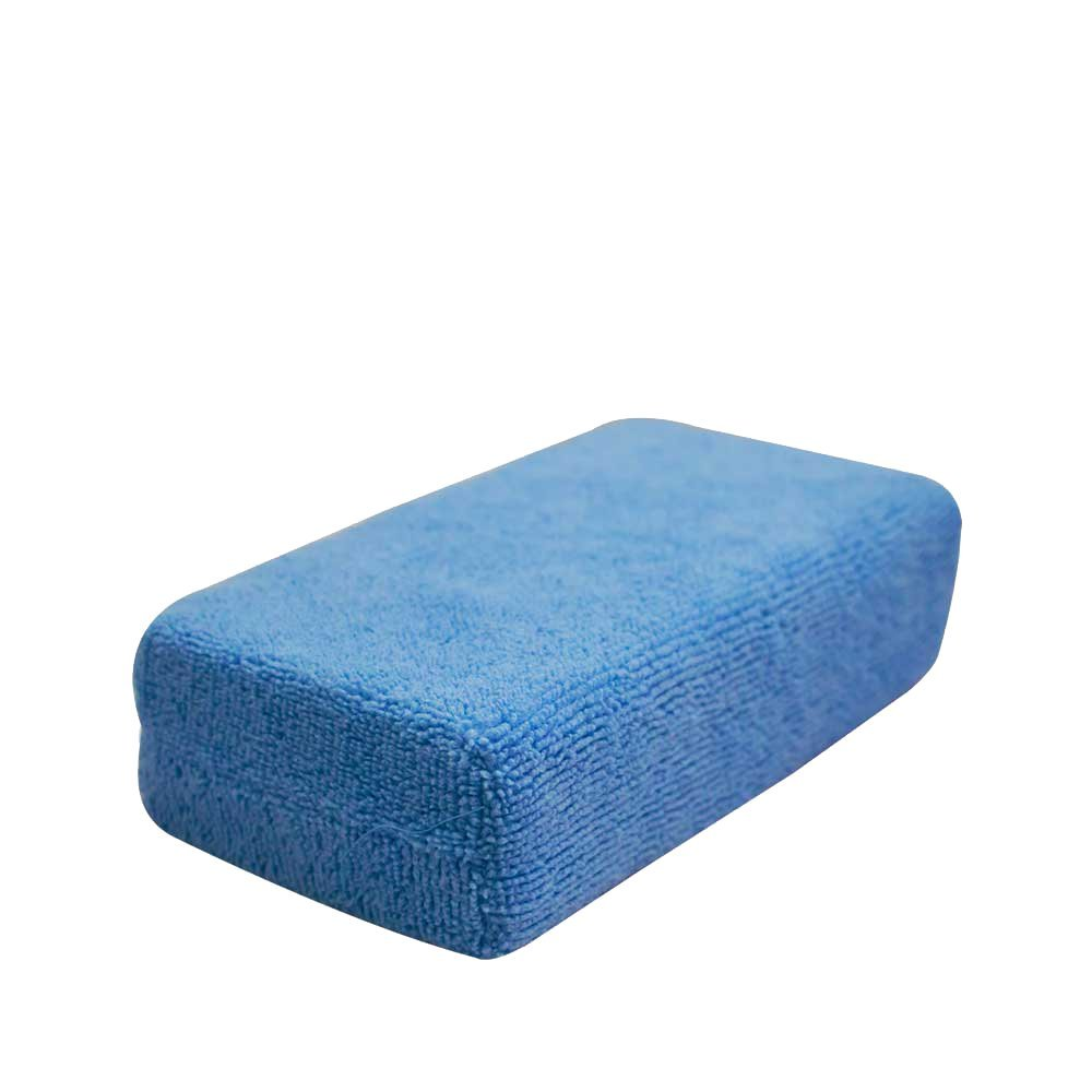 Chemical Guys MIC_292_01 MICROFIBER APPLICATOR PREMIUM GRADE ULTRA FINE BLUE (1) MIC292XL01