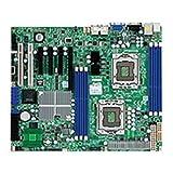 Supermicro Server Motherboard - 5500, Intel Chipset - Socket B LGA-1366 - Bulk Pack