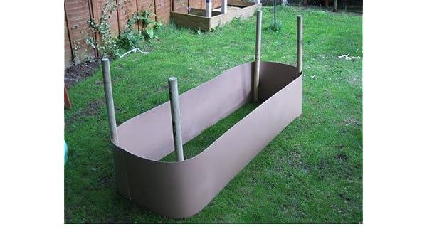 Material para parterre elevado – El material flexible para ...