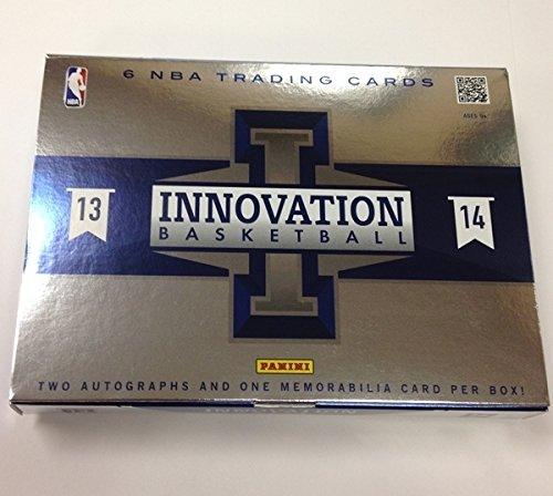 2013/14 Panini Innovation Basketball Hobby Box NBA