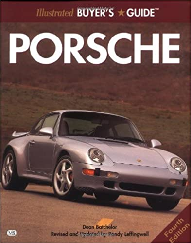 Illustrated Porsche Buyer's Guide (Illustrated Buyer's