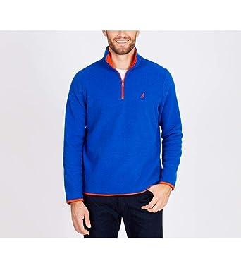 Precise Basic Nautica Half Zip Top Customers First Activewear