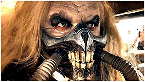 Mad Max: Fury Road 8x10 Photo Hugh Keays-Byrne Up Close and Scarey ...