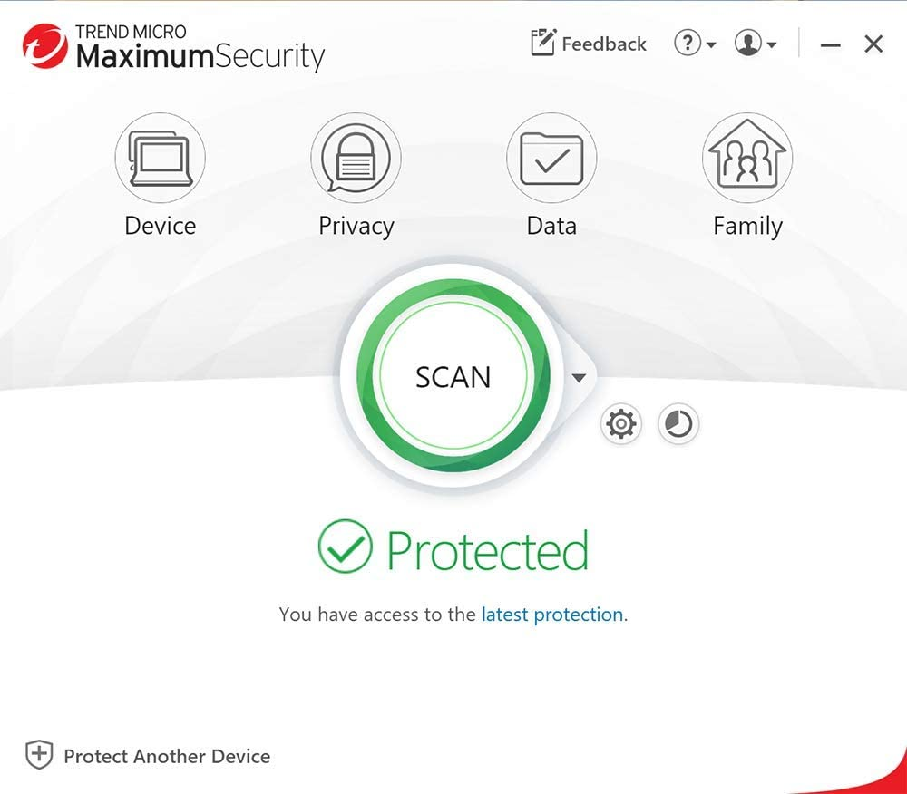Trend Micro Maximum Security 2020 Version 16 3 Devices 3 Years for PC, Mac, Android and IOS Product Key card Windows 8.1 and 10
