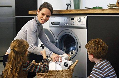 Fabric Laundry Hamper Nz: Wool Dryer Balls 6 Pack, 100% Handmade Organic New Zealand