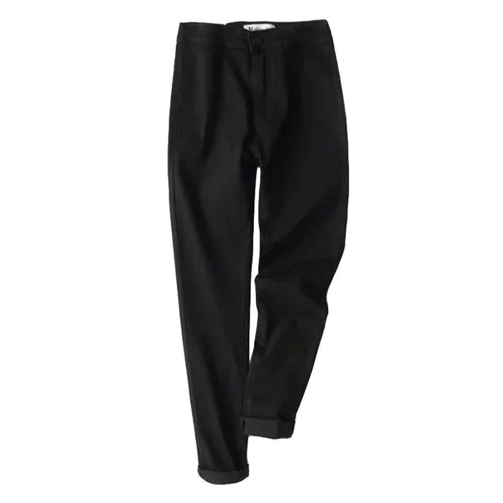 LINGMIN Womens Super Comfy Stretch Jeans Denim Skinny Butt Lifting High Waisted Jean