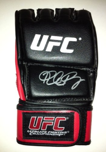 Ronda Rousey Autographed UFC Glove
