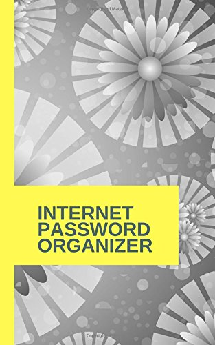 Internet Password Organizer (Volume 3)