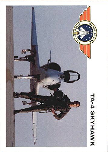 1992 Wings of Fire #31 Navy Advanced Jet Trainer TA-4 Skyhawk - NM-MT