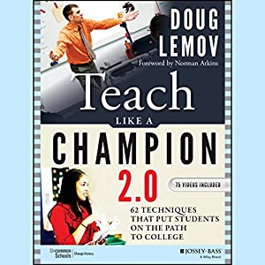 Teach Like a Champion 2.0 Audiobook