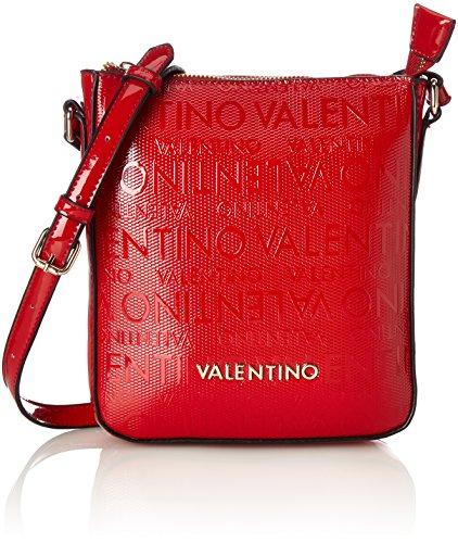 Mario Valentino Clove - Bolso de hombro Mujer Rojo (Rosso 003)