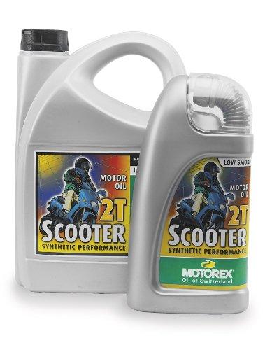 Motorex Scooter 2T Oil 1 Liter 171-281-100 - Motorex Scooter