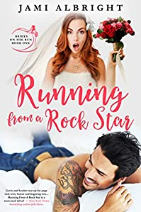 Running From A Rock Star by Jami Albright ebook deal