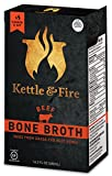 Beef Bone Broth From Grass Fed Cows, Slowly Simmered 20+ Hours, 16.2 Oz (2 Pack)