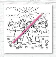 Imprimir Plantillas Dibujos Para Colorear Unicornios
