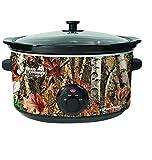 Nesco 8-quart Woodland Birch Slow Cooker; Camouflage Sc-8017 For Sale