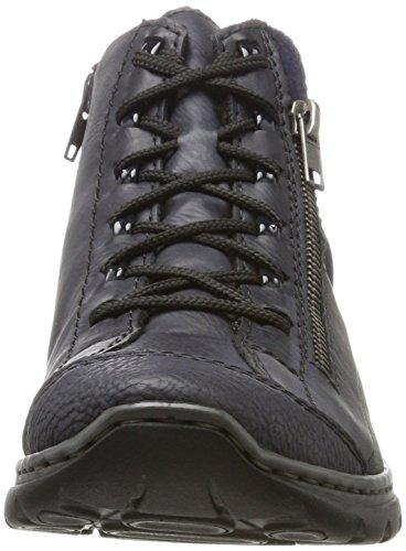 marine Alto A L3245 navy navy pazifik Collo schwarz Blu Donna Sneaker Rieker pazifik wTB6PHqI