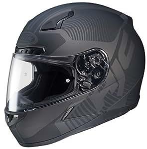 HJC CL-17 Mission Full-Face Motorcycle Helmet (MC-5F, Medium)