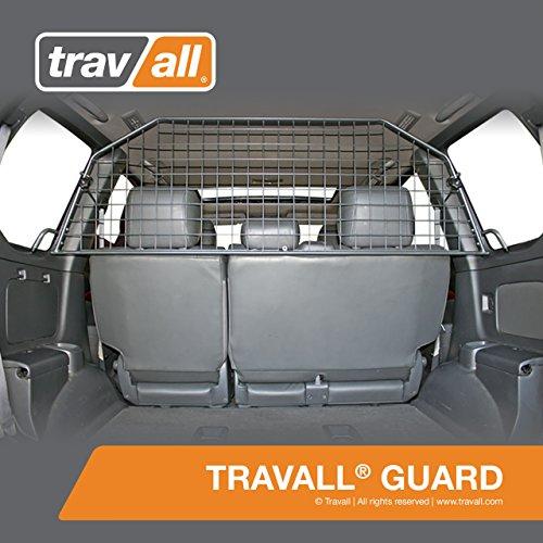 TOYOTA Land Cruiser Land Cruiser Prado 5 Door Pet Barrier (2003-2009) LEXUS GX Pet Barrier (2003-2009) - Original Travall Guard TDG1124 by Travall