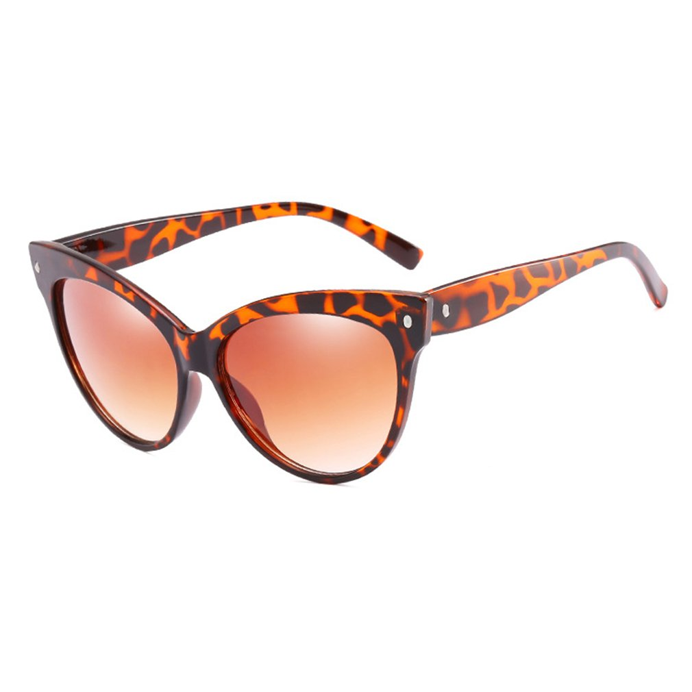 UV 400 Schutz Trend Coole Mode Frauen Damen New Cat Eye Sonnenbrille ...